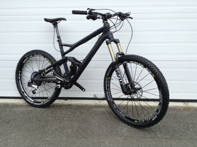 New Shop Arrivial: Jekyll Carbon Two